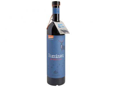 Bio-Rotwein nach Demeter Richtlinien - der Ruminat Primitivo