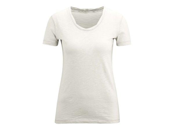 """Bio-Damen-T-Shirt """"Alexandra"""" weiß, Gr. XS"""