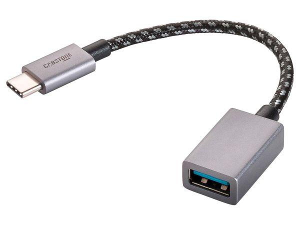 Cabstone USB-C-Adapter auf USB 3.0