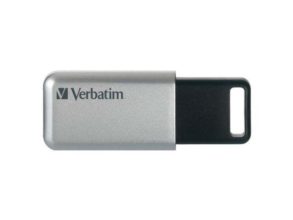 """Verbatim USB-Stick """"Secure Pro"""", AES 256-Bit, USB 3.0, 16GB"""