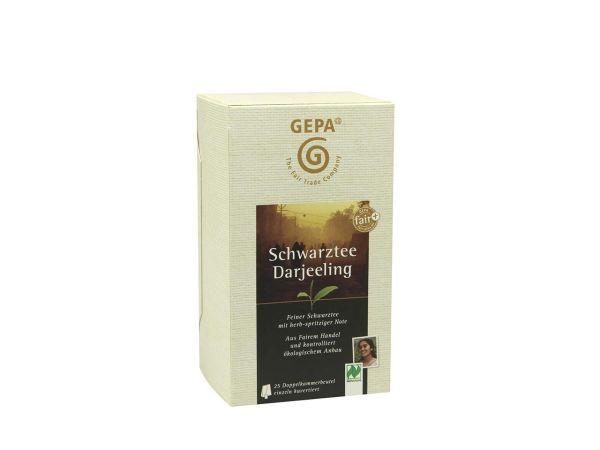 GEPA Darjeeling Bio Schwarztee