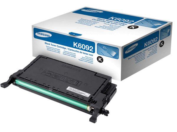 Samsung Toner CLT-K6092S schwarz
