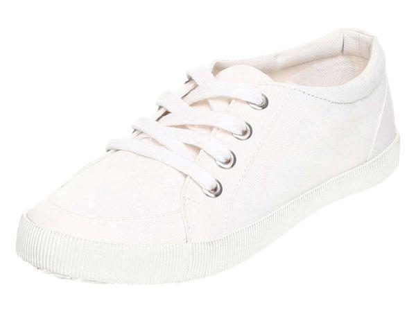 """Organic Sneaker """"Raya"""" Gr. 36, weiß"""