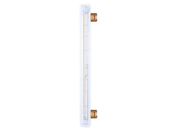 """Segula LED-Lampe """"Vintage Line"""" Linienlampe, 8 W, S14s, 300 mm, dimmbar"""