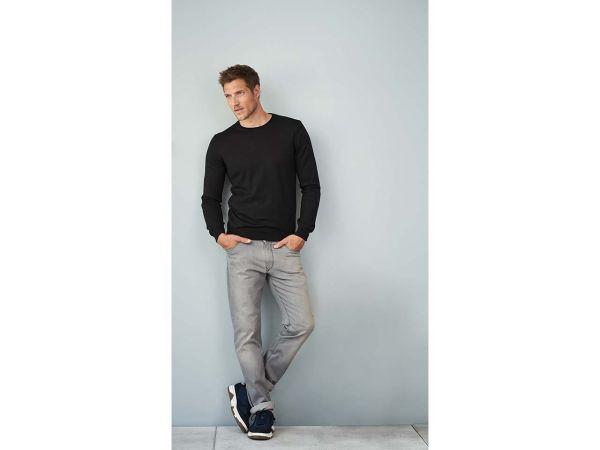 "Bio-Herren-Jeans ""Bosco"" grau, Gr. 32L"