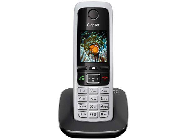 "Gigaset Schnurloses Telefon ""C430"" Analog"