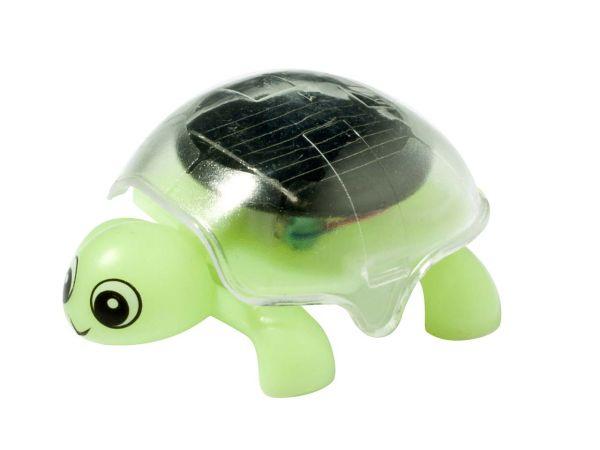 Solar-Schildkröte