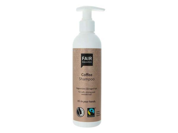 """Fair Squared Shampoo """"Coffee"""" 250 ml"""
