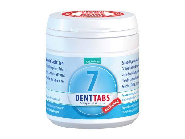 Denttabs Zahnputztabletten 125 Stk.
