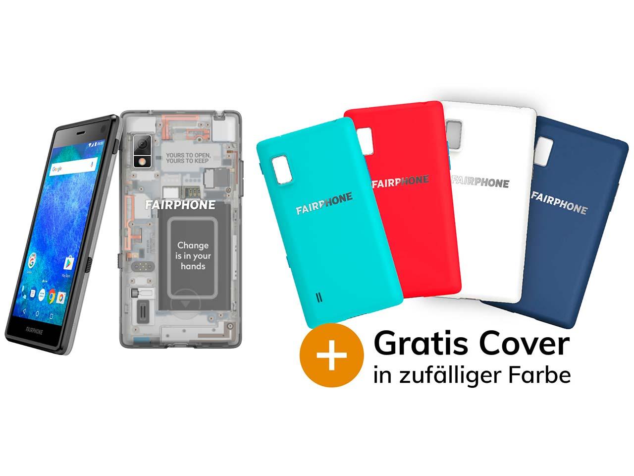 Smartphone Fairphone 2 Oko Fair Einkaufen Memolife De