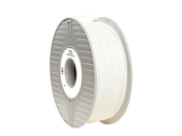 Verbatim PLA-Filament 1,75 mm, 1 kg, weiß