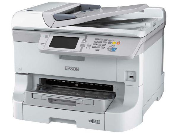 """Epson Tintenstrahl-Multifunktionsdrucker """"WorkForce Pro WF-8590DWF"""""""