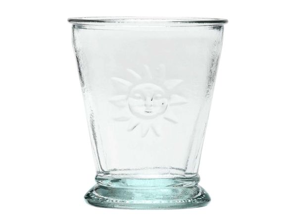 "6 Trinkgläser ""Sonne"" 200 ml"