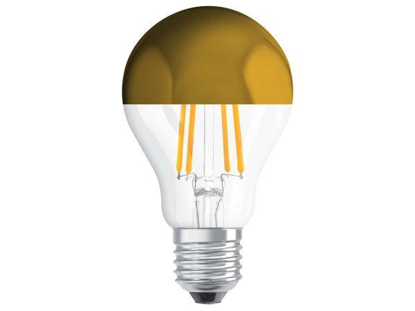 "OSRAM LED-Kopfspiegellampe ""Star"" Classic, 7 W, E27 700 lm"