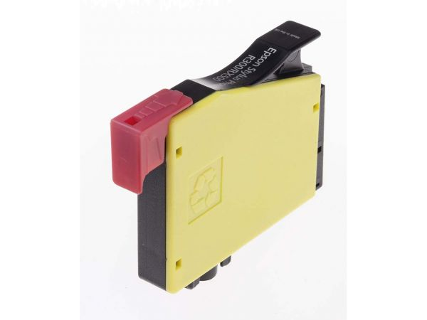 memo Tintenpatrone ersetzt Epson T0484 gelb