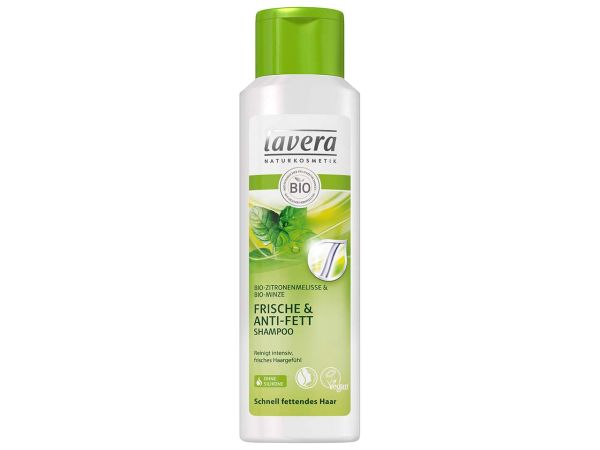 lavera Hair Frische & Anti-Fett Shampoo 250 ml