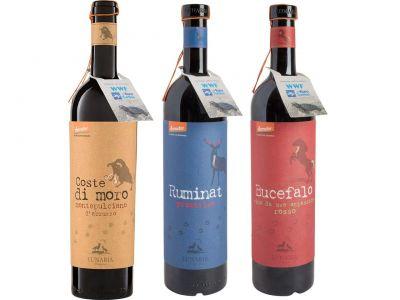 Demeter zertifiziertes Bio Weinpakett