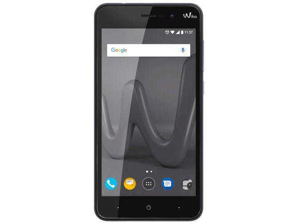 """Wiko Smartphone """"Lenny 4"""" schwarz, B-Ware, Zustand sehr gut"""