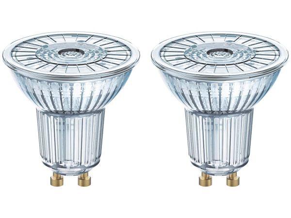 "2-er Pack OSRAM LED-Lampe ""Star"" Strahler PAR16, 4,3 W, GU 10, 350 lm"