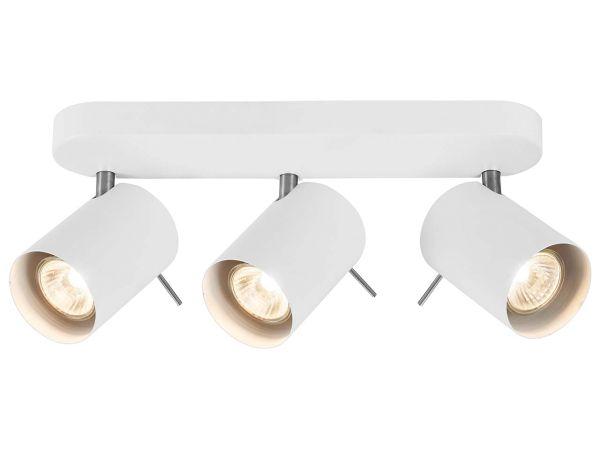 """Nordlux Deckenleuchte """"Prime"""" 3er-Balken inkl. LED-Lampe 5,3 W, 345 lm"""