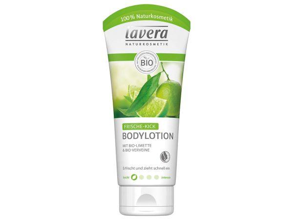 lavera Bodylotion Bio-Limone & Bio-Verveine mit 25 ml mehr Inhalt, 225 ml