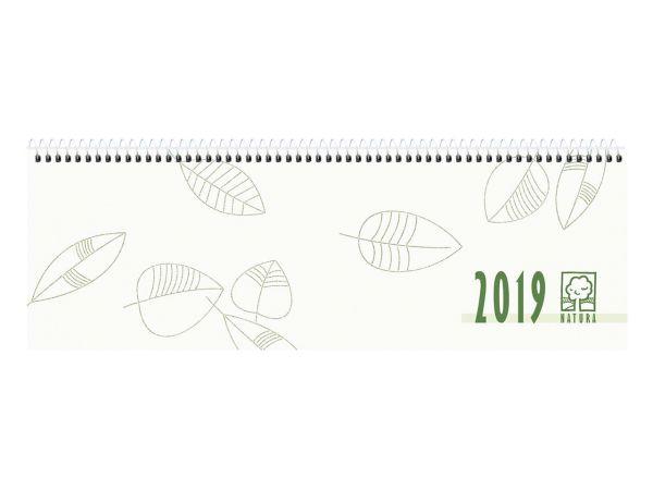 Zettler Tischkalender 60 Seiten 2019
