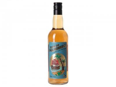 Fairtrade und Bio-zertifiziert, der Bio-Rum Ron de Marinero