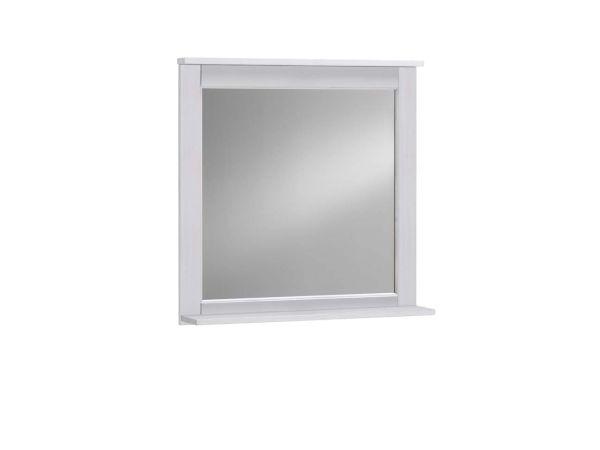 """Bad-Wandspiegel """"Country"""" weiß B 67 x T 14 x H 67 cm"""