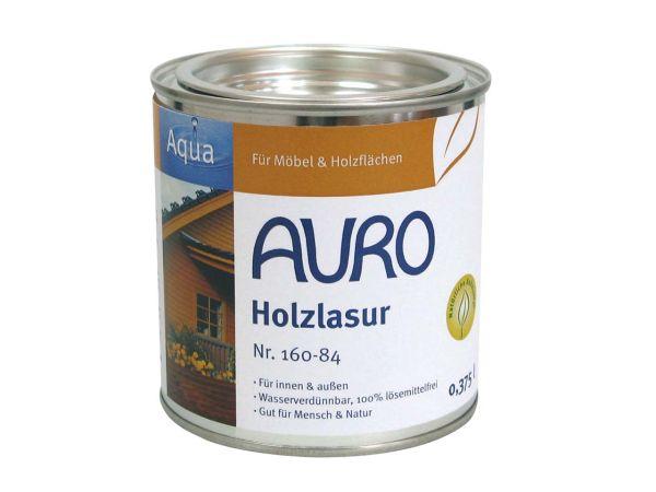 AURO Holzlasur ultramarin-blau 0,375 l