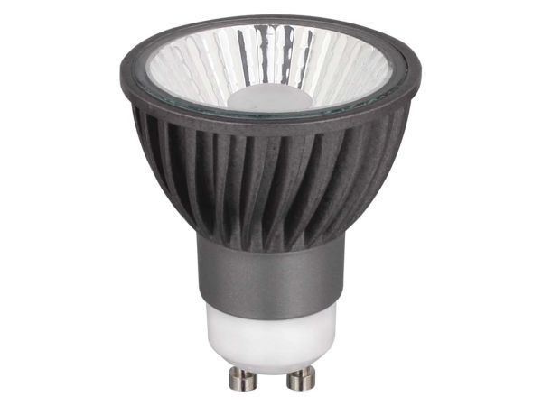 "Civilight LED-Strahler ""HALED III"" 6 W, GU10, 345 lm, dimmbar"