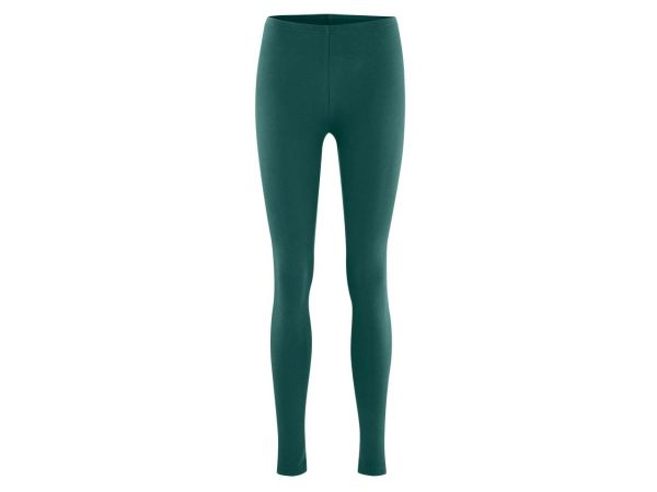 "Bio-Damen-Leggings ""Annedore"" forest, Gr. XL"